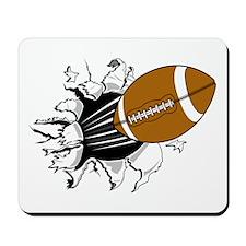 Football Burst Mousepad