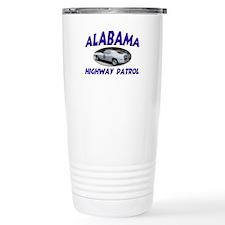 Alabama Highway Patrol Travel Mug