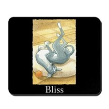 """""""BLISS"""" (with copy) Mousepad"""