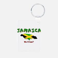 Cute Carribean Keychains