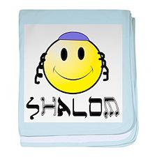 """New Generation """"Shalom"""" baby blanket"""