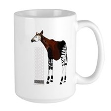 Big Okapi Mug