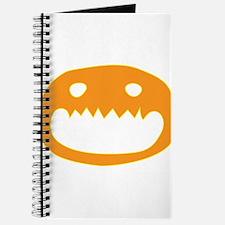Halloween Face Journal