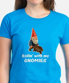 Rollin' With Gnomies Tee