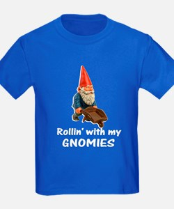 Rollin' With Gnomies T