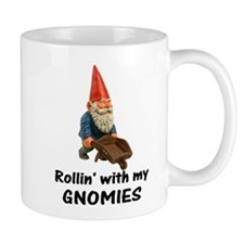 Rollin' With Gnomies Mug