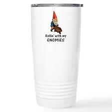 Rollin' With Gnomies Travel Mug