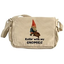 Rollin' With Gnomies Messenger Bag