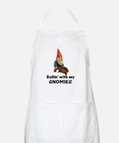 Rollin' With Gnomies Apron
