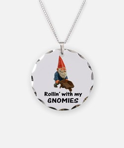 Rollin' With Gnomies Necklace