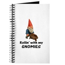 Rollin' With Gnomies Journal