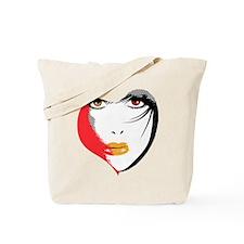 Vampire Eyes Tote Bag