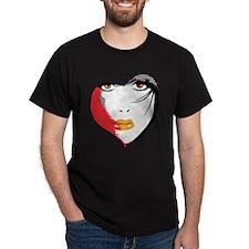 Vampire Eyes Dark T-Shirt