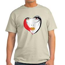 Vampire Eyes Light T-Shirt