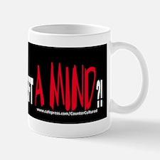 no child left A MIND?! Mug