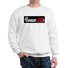 no child left A MIND?! Sweatshirt