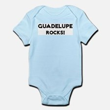 Guadelupe Rocks! Infant Creeper