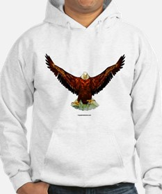 Majestic Eagle, Bird of Prey Hoodie
