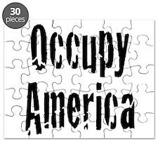 Occupy America Puzzle