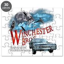 Winchester Bros Driver picks Puzzle