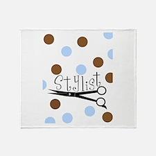 Stylists Throw Blanket