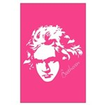 Beethoven Music Large Poster