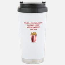 funny psychology joke Travel Mug