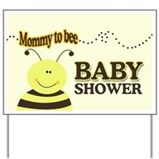 Mommy to BEE Bumble Bee Yard Sign
