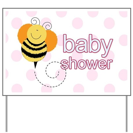 Cute as can Bee Yard Sign