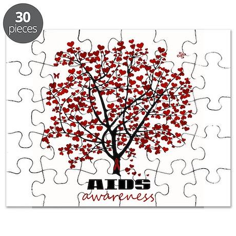 AIDS Awareness Puzzle