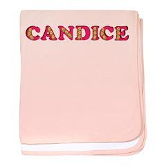 Candice baby blanket