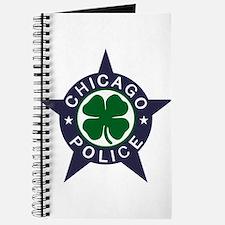 Chicago Police Irish Badge Journal