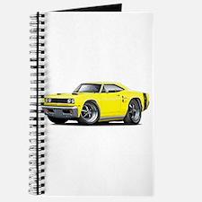 1969 Coronet Yellow Car Journal