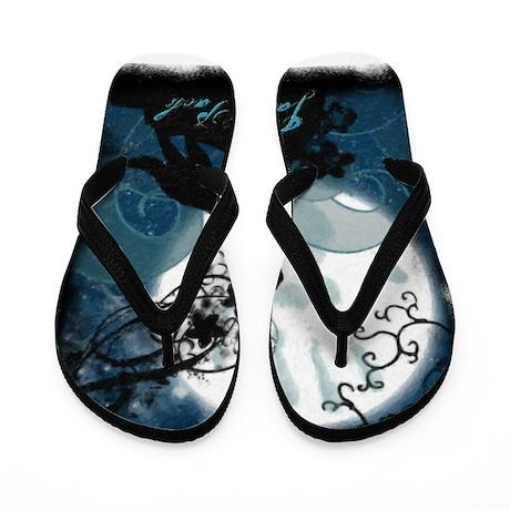Jacob Blacks Designs Flip Flops
