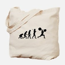 Evolved To Lift Tote Bag