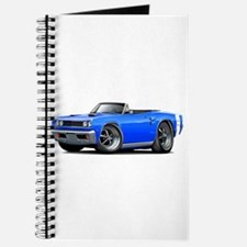 1969 Coronet Blue-White Convert Journal