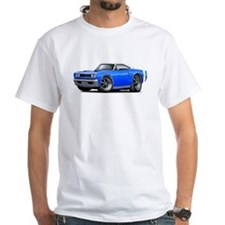 1969 Coronet Blue-White Car Shirt