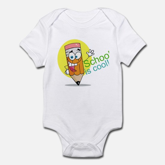 School is Cool Infant Bodysuit