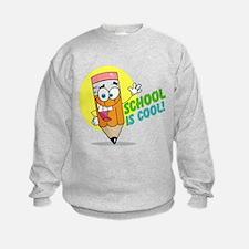 School is Cool Sweatshirt