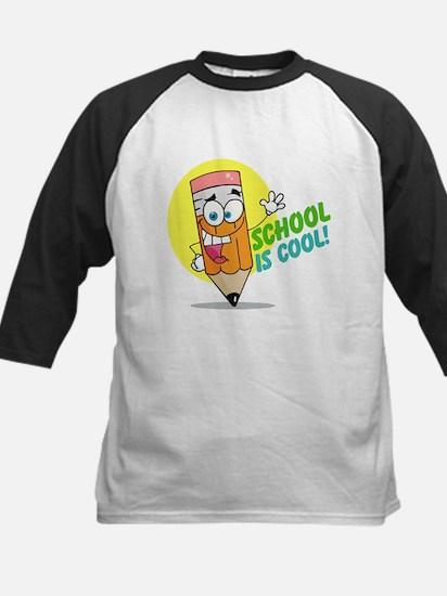 School is Cool Kids Baseball Jersey