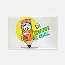 School is Cool Rectangle Magnet (100 pack)