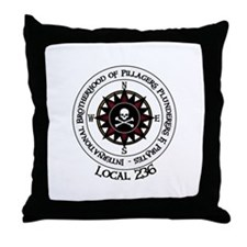 IBPPP Local 236 Throw Pillow