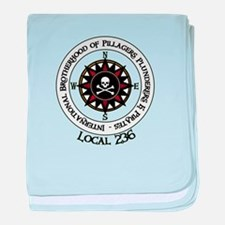 IBPPP Local 236 baby blanket