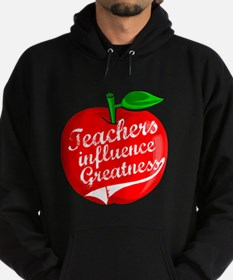 Education Teacher School Hoodie (dark)
