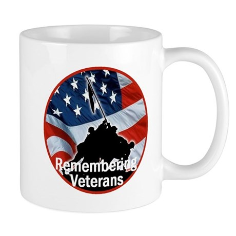 Veterans Mug