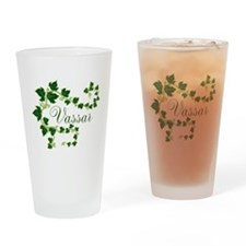 Ivy League Drinking Glass
