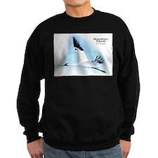 Whooping Crane Sweatshirt