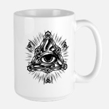 All Seeing Eye Mug
