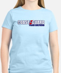 USCG Girlfriend T-Shirt