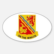 DUI - 6th Battalion, 37th Field Artillery Decal
